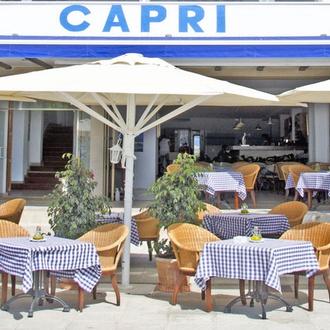 Restaurant Hotel Capri