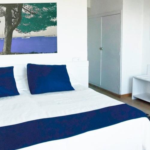 DOPPELZIMMER MIT MEERBLICK Hotel Capri