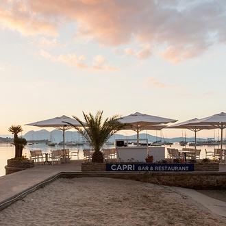 Terrasse Bar Hotel Capri