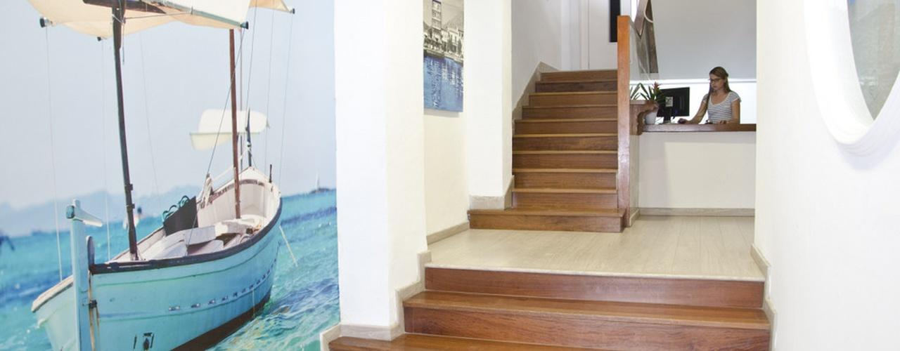 REZEPTION 24 STUNDEN Hotel Capri