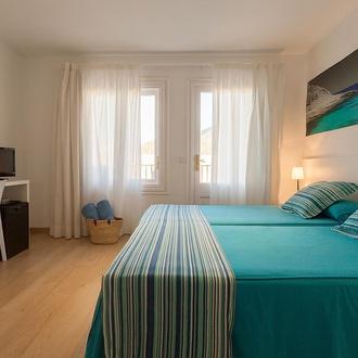 Zimmer Hotel Capri