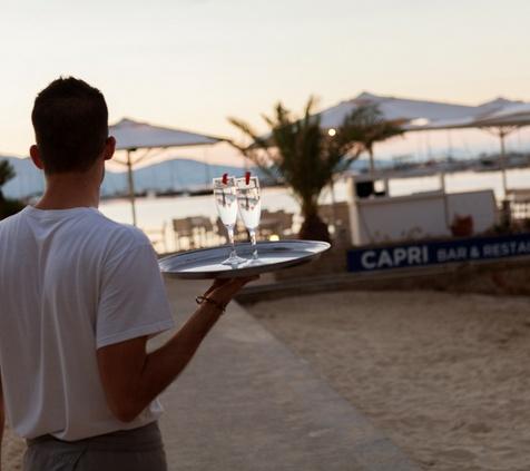 DIREKT AM STRAND Hotel Capri 3
