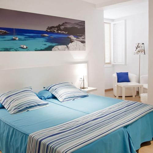 STANDARDDOPPELZIMMER Hotel Capri